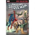 Amazing Spider-man Epic Collection: Great Power - Stan Lee