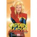 Captain Marvel Volume 1: Higher, Further, Faster, More - Kelly Sue Deconnick