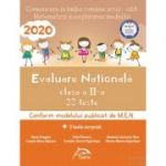Evaluarea nationala 2020, clasa a II-a, comunicare in limba romana, matematica si explorarea mediului
