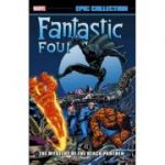 Fantastic Four Epic Collection: The Mystery Of The Black Panther - Stan Lee