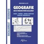 Geografie. Ghid de pregatire pentru bacalaureat - Gheorghe Matei