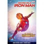 Invincible Iron Man Vol. 1: Iron Heart - Brian Michael Bendis