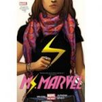 Ms. Marvel Vol. 1 - G. Willow Wison