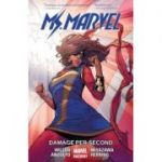 Ms. Marvel Vol. 7: Damage Per Second - G. Willow Wilson