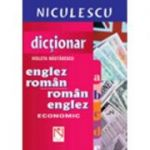 Dictionar economic englez-roman, roman-englez - Violeta Nastasescu