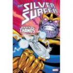 Silver Surfer: Rebirth Of Thanos - Jim Starlin