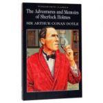 Adventures & Memoirs of Sherlock Holmes - Sir Arthur Conan Doyle