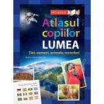 Atlasul copiilor. LUMEA - Andrea Schwendemann