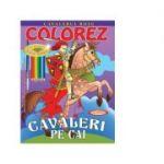 Colorez Cavaleri pe cai - Petru Ghetoi