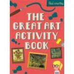 The Great Art Activity Book - Paul Thurlby