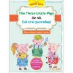 The Three Little Pigs. Cei trei purcelusi