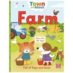 Town and About: Farm - Pat-a-Cake, Rebecca Gerlings