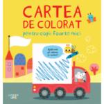 Cartea de colorat pentru copii foarte mici