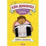 Cartile micului geniu: Corpul omenesc - Ken Jennings