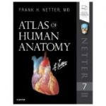 Netter. Atlas de anatomie. Netter's Atlas of Human Anatomy - Frank H. Netter