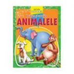 Invatam si coloram animalele
