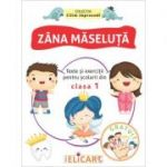 Zana Maseluta. Texte si exercitii pentru scolarii din clasa I