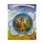 Cartea junglei: carte de colorat + poveste. Carla coloreaza