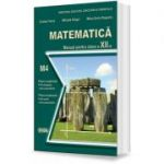 Matematica. Manual pentru clasa a XII-a, M4 - Mihaela Singer