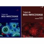 Pachet Tratat de boli infectioase - Volumele 1 si 2, autor Emanoil Ceausu