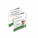Pachet Cum sa combati cancerul prin alimentatie, autor Richard Beliveau
