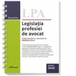 Legislatia profesiei de avocat. Editia 2020 - Madalina Dinu