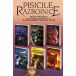 Pachet Pisicile Razboinice - Seria II. Cartile VII-XII - Erin Hunter