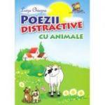 Poezii distractive cu animale - Luiza Chiazna