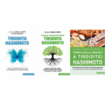 Despre Tiroidita Hashimoto, autor Izabella Wentz - Pachet 3 carti