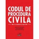 Codul de procedura civila. Editia a 6-a actualizata la 23 august 2020 - Dragos Bogdan, Evelina Oprina, Cristian Paul Lospa