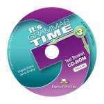 Curs de gramatica limba engleza It's Grammar Time 3 Teste CD-ROM - Jenny Dooley, Virginia Evans