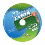 Curs de gramatica limba engleza It's Grammar Time 4 Teste CD-ROM - Jenny Dooley, Virginia Evans