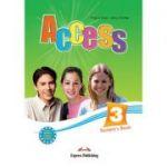 Curs limba engleza Access 3 Manualul elevului - Virginia Evans, Jenny Dooley