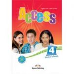 Curs limba engleza Access 4 Manualul elevului - Virginia Evans, Jenny Dooley