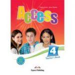 Curs limba engleza Access 4 Manualul profesorului - Virginia Evans, Jenny Dooley