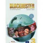 Curs limba engleza Blockbuster 3 Audio CD elev - Jenny Dooley, Virginia Evans