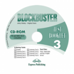 Curs limba engleza Blockbuster 3 CD-ROM cu teste - Jenny Dooley, Virginia Evans