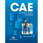 Curs limba engleza CAE Practice Tests Student's Book with Digibooks App - Bob Obee, Virginia Evans, Jenny Dooley