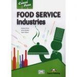 Curs limba engleza Career Paths Food Service Industries Manualul elevului cu cross-platform application - Virginia Evans, Jenny Dooley, Ryan Hallum