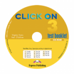 Curs limba engleza Click On 3 CD-ROM cu teste - Virginia Evans, Neil O'Sullivan