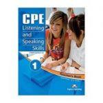Curs limba engleza CPE Listening & Speaking Skills 1 Teacher's Book - Virginia Evans