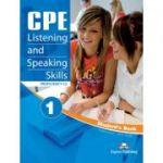 Curs limba engleza CPE Listening & Speaking Skills 1 Student's Book - Virginia Evans, Jenny Dooley