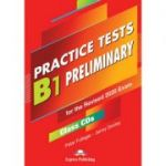 Curs limba engleza examen Cambridge B1 Preliminary Practice Tests for the Revised 2020 Exam Audio CD la manual set de 5 CD-uri - Peter Fullagar, Jenny Dooley