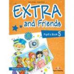 Curs limba Engleza Extra and Friends 5 Manualul elevului - Jenny Dooley, Virginia Evans