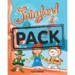Curs limba engleza Fairyland 1 Pachetul elevului manual cu ieBook - Jenny Dooley, Virginia Evans