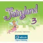 Curs limba engleza Fairyland 3 ieBook - Jenny Dooley