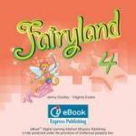 Curs limba engleza Fairyland 4 ieBook - Jenny Dooley