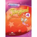 Curs limba engleza Fairyland 4 Soft pentru tabla interactiva - Jenny Dooley