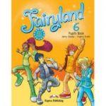 Curs limba engleza Fairyland 6 Manualul elevului - Jenny Dooley, Virginia Evans