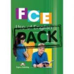 Curs limba engleza FCE Use of English 1 Student's Book with Digibooks App - Virginia Evans